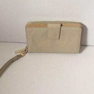 Halogen wallet/ wristlet